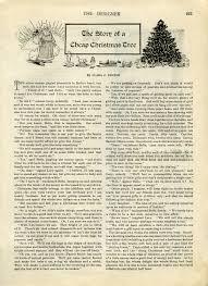 christmas tree story vintage christmas clip art black and white