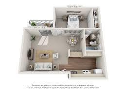 1 Bed 1 Bath House Biltmore Apartments Fath Properties