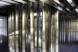 bureau architecture architects bureau de change envelope central venue with
