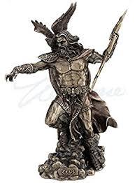 amazon com athena greek goddess bronzed statue sculpture minerva