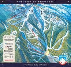 Maps Montana by Montana Snowbowl Ski Trail Map Evaro Montana United States U2022 Mappery