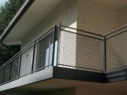 ringhiera metallica recinzioni e cancelli
