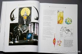 book review tim burton u0027s the nightmare before christmas the film