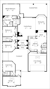 courtyard garage house plans house plan 63290 at familyhomeplans