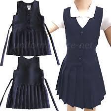 girls u0027 uniform jumper dress size 4 u0026 up ebay