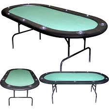 Texas Holdem Table by Trademark Poker 84