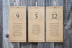 Wedding Seating Signs Rustic Wedding Seating Chart Printable Seating Plan Cards