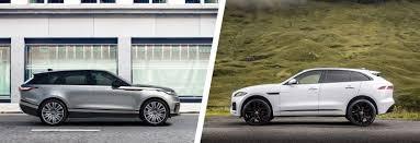 land rover velar 2017 range rover velar vs jaguar f pace suv comparison carwow