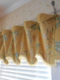 custom cuff top valance gold silk fabric metallic floral print