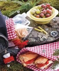 picnic basket ideas tasty picnic recipes and menu ideas real simple