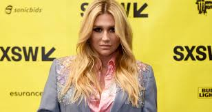 kesha talks dropping the dollar sign out of her name u0027i let go of
