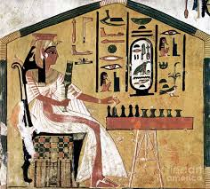 ancient chess ancient egypt chess photograph by granger
