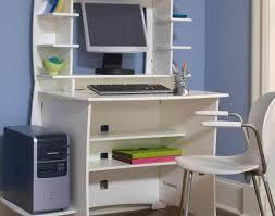 Small Computer Corner Desk Living Room Surprising Thrilling Wood Corner Desk Charming