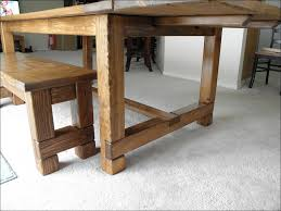 kitchen rustic farmhouse table plans farmhouse dining set diy