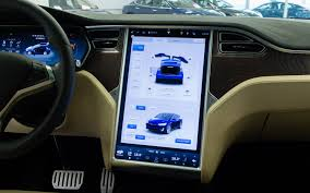 tesla inside 2017 tesla model s p100d is fastest production car in the world says