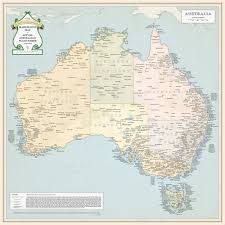 Map Of Oz The 5 Rudest Australian Place Names According To The Guy Who