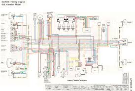 kz400 wiring diagram some kz wire diagrams kawasaki wiring diagram