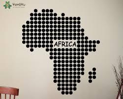 online get cheap home decor africa maps aliexpress com alibaba