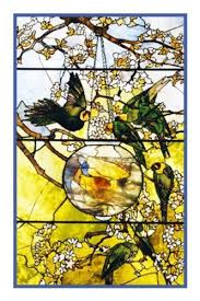 Louis Comfort Tiffany Stained Glass 85 Best Tiffany Louis Comfort Tiffany Work Images On Pinterest