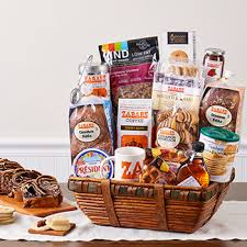 nyc gift baskets new york breakfast basket foodie s spot