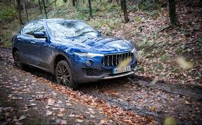 baby blue maserati first drive review 2017 maserati levante diesel