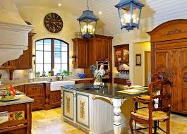Kitchen Design Country Style 20 Ways To Create A French Country Kitchen