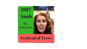 feztival of trees 2017 anah christmas tree donation sirena spades