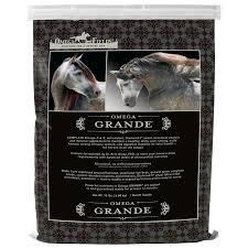 omega grande vitamins for horse health equine antioxidants