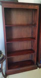 Timber Bookcases X2 Solid Timber Bookcases 135 Each Bookcases U0026 Shelves