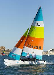 hobie 16 fiberglass sailboats hobie