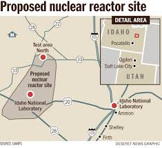 Map Of Idaho And Utah by 12 000 Pages Of Design May Propel A Nuclear Energy Future For Utah
