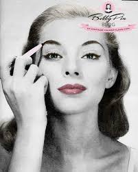 hair and makeup vintage vintage makeup bobby pin blog vintage hair and makeup tips and