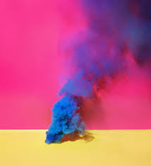what color does pink and blue make how to make colored smoke bombs that actually work