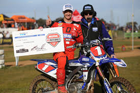 motocross go pro moto news junior track at mildura norton stars mcnews com au