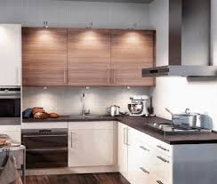 kitchen furniture small spaces kitchen design for small space recessed wood doors l shape kitchen