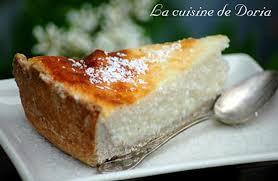 cuisine de coco recette de tarte au flan et à la noix de coco