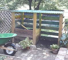 Backyard Composter How To Make A Composter
