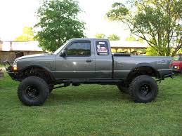 Ford Ranger Truck Rack - 1998 ford ranger xlt ripley ms front dana 44 axle photo 03 1998