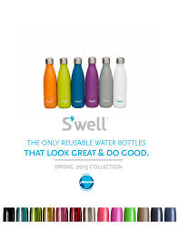 s u0027well bottle by swell bottle issuu