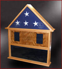 3x5 Flag Display Case With Certificate Dog House Flag Display Case By Greg Seitz Woodworking