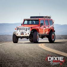 prerunner jeep builds dixie 4 wheel drive