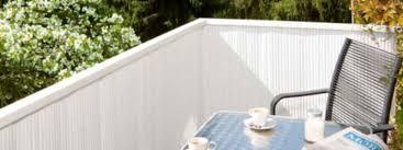 balkon sichtschutz kunststoff pvc balkon sichtschutz befestigen carprola for