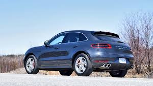Porsche Macan Turbo - 2017 porsche macan turbo performance package test drive review