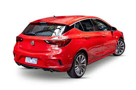 2017 holden astra rs v 1 6l 4cyl petrol turbocharged manual