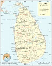Airport Map Usa by List Of Airports In Sri Lanka Wikipedia