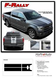 Ford F150 Truck Decals - 2015 2018 ford truck f 150 f rally decals stripes graphics vinyl