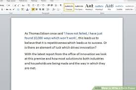 how to write a term paper with example papers