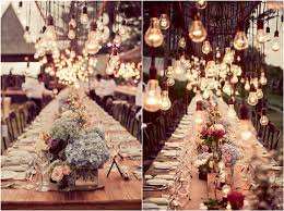 Hanging Light Decorations 20 Stunning Rustic Edison Bulbs Wedding Decor Ideas Deer Pearl