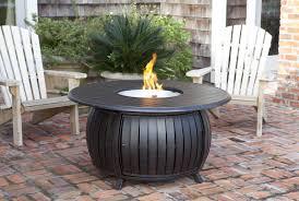Backyard Propane Fire Pit by Fire Sense Extruded Aluminum Propane Fire Pit Table U0026 Reviews