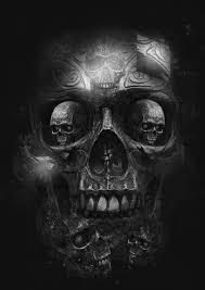 442 best skull 2 images on skulls skull and